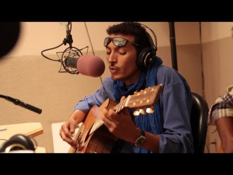Bombino - Niger's Bombino performs 