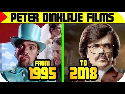 Peter Dinklage MOVIES List 🔴 [From 1995 to 2018], Peter Dinklage FILMS | Filmography