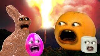 Video Annoying Orange - Easter Island MP3, 3GP, MP4, WEBM, AVI, FLV Oktober 2017