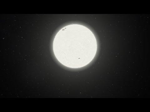 Канопус - самый яркий ближайший к Солнцу желто-белый сверхгигант