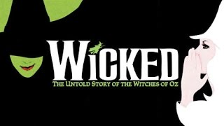 WICKED - Defying Gravity (KARAOKE) - Instrumental with lyrics on screen