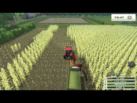 Farming sim Saturday Old family farm on hard day 4
