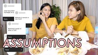 Video Reading Assumptions by Alex Gonzaga MP3, 3GP, MP4, WEBM, AVI, FLV April 2019