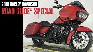 7. 2018 Harley-Davidson Touring Road Glide Special FLTRXS