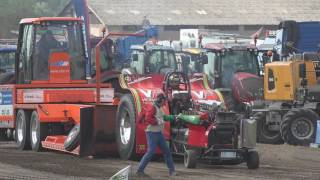Light Modified 2,5t Euro Cup @ Powerweekend Made NL 2017-06-18 Tractor Pulling by MrJo.