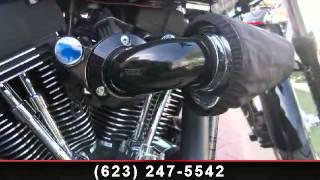 7. 2010 Harley-Davidson FXDWG - Dyna Wide Glide - Arrowhead Ha