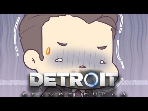 Woosh   Detroit: Become Human Comic Dub