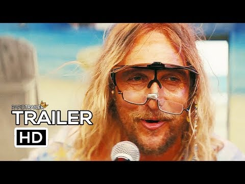 THE BEACH BUM Official Trailer #2 (2019) Matthew McConaughey, Zac Efron Movie HD