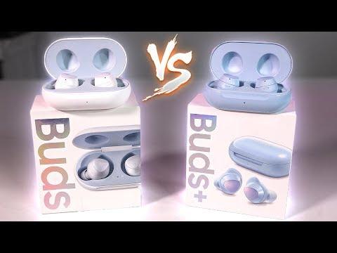 Comparativa Galaxy Buds vs Buds+ Cuales Comprar?