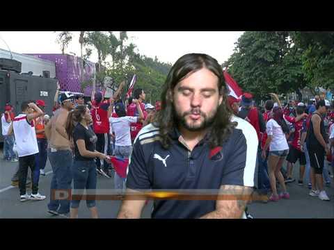 'La hinchada más linda': homenaje de El Mismo Sebas para los fans del DIM [Noticias] - TeleMedellin - Rexixtenxia Norte - Independiente Medellín