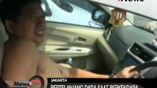Video Perwira TNI Bertelanjang Dada Saat Mengendarai Mobil Terjaring Razia - iNews Petang 26/10 MP3, 3GP, MP4, WEBM, AVI, FLV November 2017