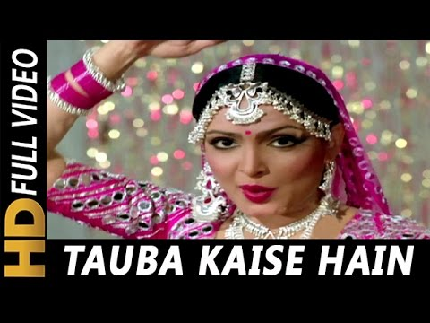 Video Tauba Kaise Hai Nadan Ghunghroo Payal Ke | Lata Mangeshkar | Arpan 1983 Songs | Parveen Babi download in MP3, 3GP, MP4, WEBM, AVI, FLV January 2017