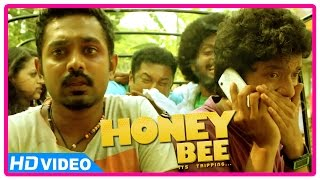 Video Honey Bee Malayalam Movie | Scenes | Baburaj attacked | Asif Ali | Bhavana | Sreenath Bhasi MP3, 3GP, MP4, WEBM, AVI, FLV Mei 2018
