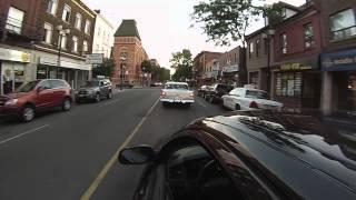 Hamilton (ON) Canada  City pictures : Driving in Hamilton, Ontario, Canada