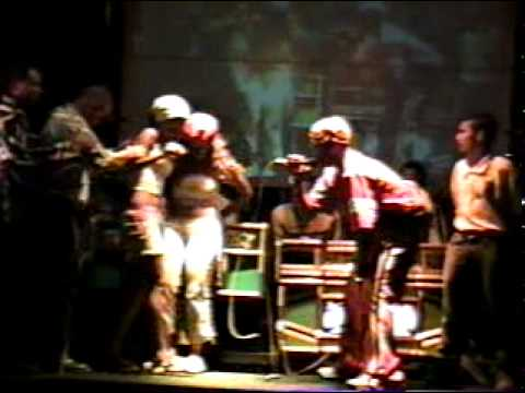 papoman - Papo Man en concierto El basile de Papo Man champeta criolla.