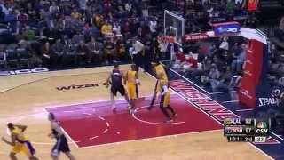 Jeremy Lin's Highlights 2014 12 04 Lakers VS Wizards 1080p