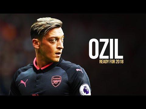 Mesut Ozil 2018 - Passmaster - Ready For 2018 | HD