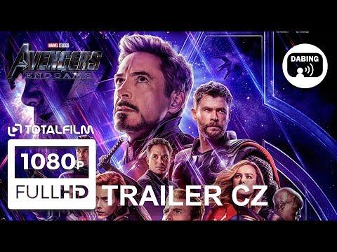 Avengers: Endgame (2019) CZ dabing HD trailer #2