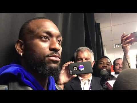 Kemba Walker Postgame Hornets-Celtics 11/7/19