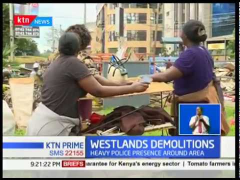 Westlands Demolition :Prime Full Bulletin