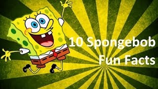 SpongeBob is one of the hottest sponges around. While most sponges are destined to spend their time wiping up mildew, SpongeBob SquarePants has a blast with his buddies and lives under the sea in a pineapple. SpongeBob is a cartoon for the whole family - even your 'rents. Here are some spongy facts for you to soak up!Click below to Subscribe for daily fact videos!▶ http://bit.ly/1dAbHBd