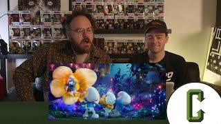 Smurfs: The Lost Village Teaser #1 Reaction & Review by Collider