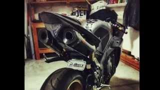 4. 2014 Yamaha YZF R1