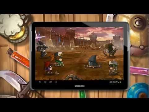 Video of Battleloot Adventure