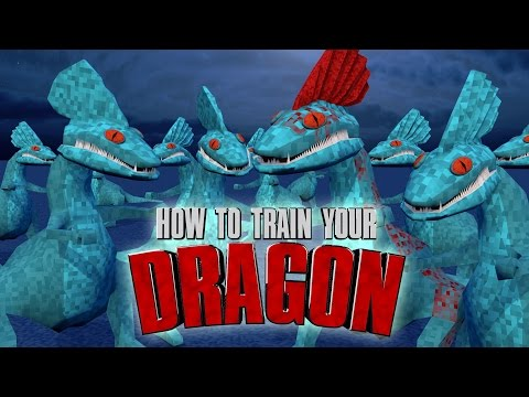 "Minecraft | How To Train Your Dragon Ep 13! ""SHIPS WITH EXPLOSIVE CANNONS"""