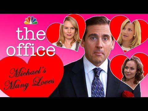 Michael Scott's Journey Through Love - The Office