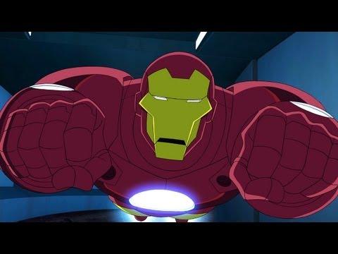 Marvel's Avengers Assemble 1.03 (Clip)