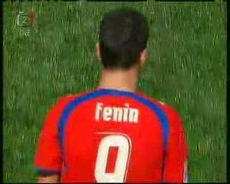Final de República Checa con Argentina