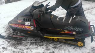 5. 1997 Ski-Doo Mach Z 800 Triple Cold Start