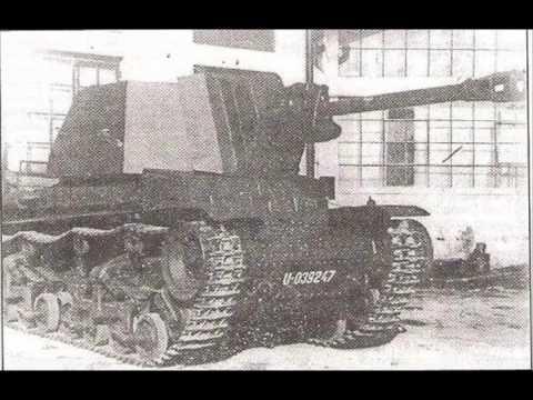 Romanian armor in WW2 -Blindatele romanilor in al doilea razboi mondial видео