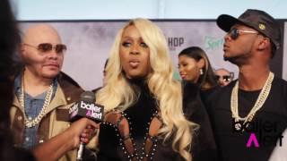 Baller Alert: Fat Joe & Remy Ma At The 2016 BET Hip Hop Awards