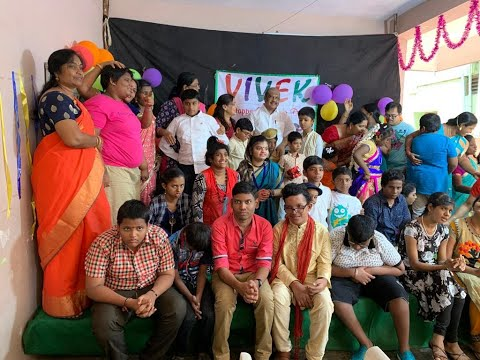 Children's day celebrations at Vivek in Visakhapatnam