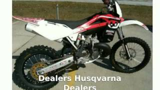 8. 2009 Husqvarna WR 300 - Specification, Info