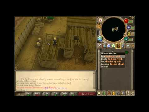 Runescape P2P Quests Ep. 3 - Gertrude's Cat