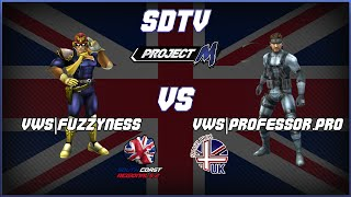 SCR2 Grand Finals – Professor Pro (Snake) vs Fuzzyness (Falcon)