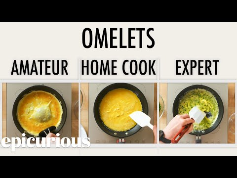 The Science of Making a Perfect Omelet Every Time