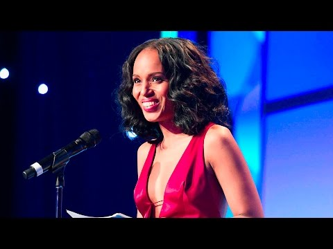 Kerry Washington Delivers Amazing Acceptance At GLAAD Awards [Video]