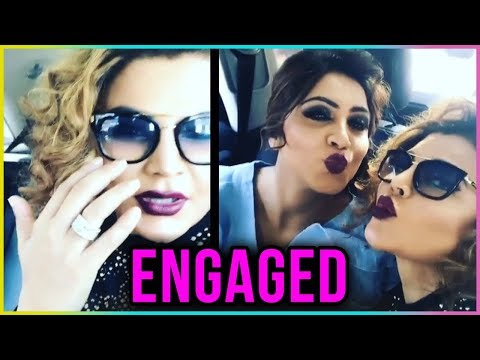 Rakhi Sawant ENGAGED To Arshi Khan | LONG DRIVE