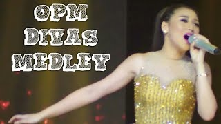 MORISSETTE - OPM Divas Medley (Morissette Is Made CEBU! | July 14, 2018) #HD720p