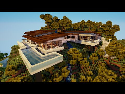 Nowoczesne Domy moreover Descarga Estas Imagenes De Colores Para Exteriores De Casas additionally ATC Viking Longhouse likewise Watch besides Design Minimalist House. on modern house designs minecraft