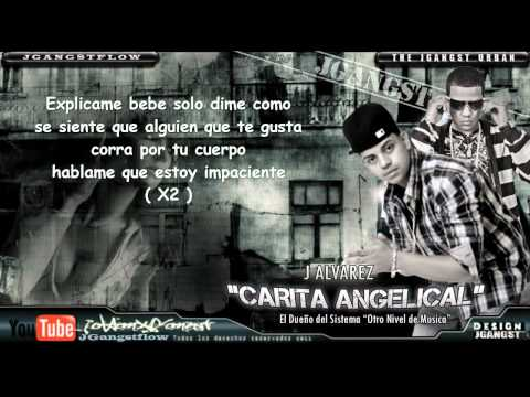 J Alvarez Cara Angelical (en Ingles)