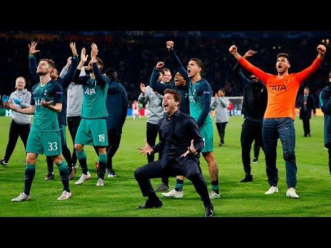 Fußball: Tottenham Hotspur schlägt Ajax Amsterdam aus ...