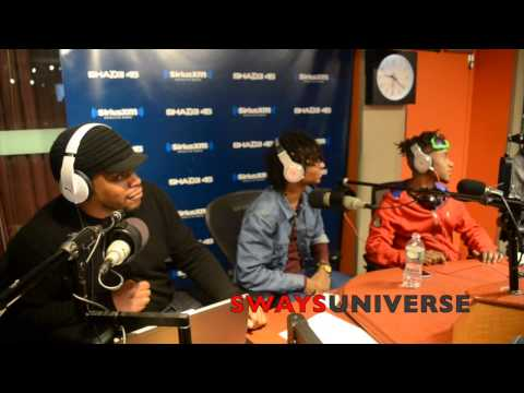 freestyle - Mike Will Made It first brought RaeSremmurd to Sway in the Morning last year at Texas during SXSW. Since then, DrummersEar has been touring the nation, and c...