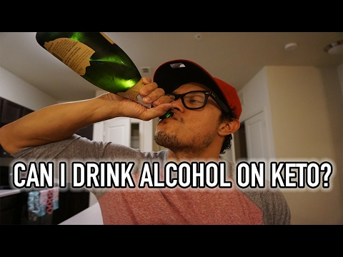 ALCOHOL & KETO | THE KETOGENIC DIET | VLOG 9