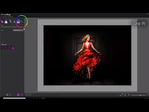 How to Crop your Photo Animations in PhotoMirage