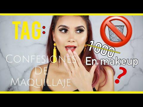 Videos de amor - TAG CONFESIONES DE MAQUILLAJE  MY MAKEUP CONFESSION  YanyGlam25